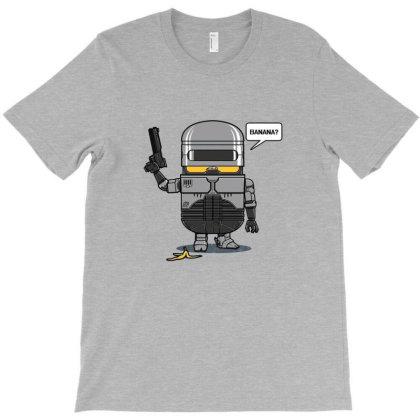 Minioncop T-shirt Designed By Gueftash
