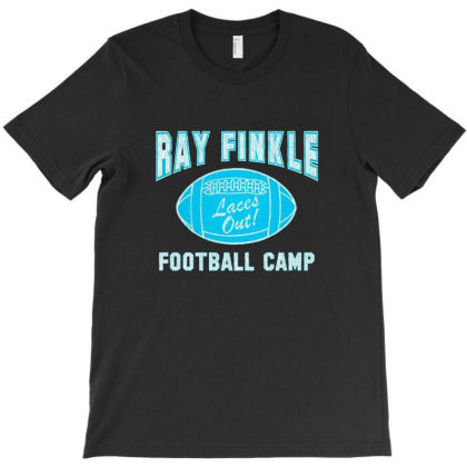Ray Finkle Football Camp Laces Out T-shirt Designed By Gueftash