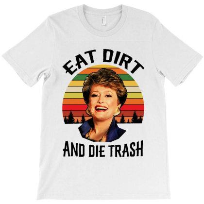 Blanche Golden Girls Vintage Retro T-shirt Designed By 4905 Designer