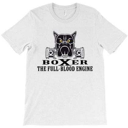 Boxer Engine T-shirt Designed By 4905 Designer