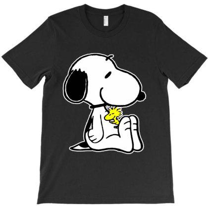 Cartoon Happy T-shirt Designed By 4905 Designer
