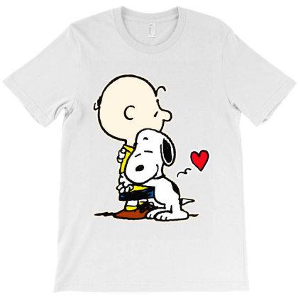 Cartoon Love T-shirt Designed By 4905 Designer