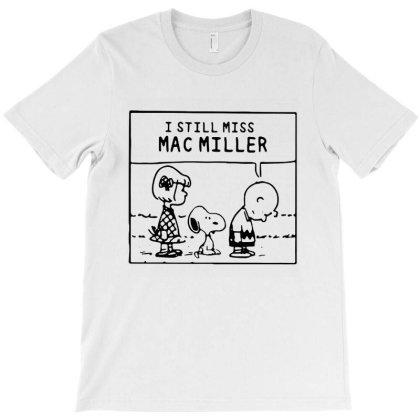 Charlie Brown I Still Miss  Miller T-shirt Designed By 4905 Designer