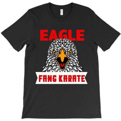 Eagle Fang Karate Funny T-shirt Designed By 4905 Designer