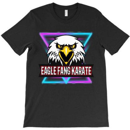 Eagle Fang Karate T-shirt Designed By 4905 Designer
