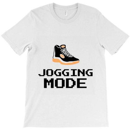 Jogging Mode T-shirt Designed By Artmaker79