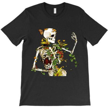 Amazing Bones And Botany T-shirt Designed By Jablay