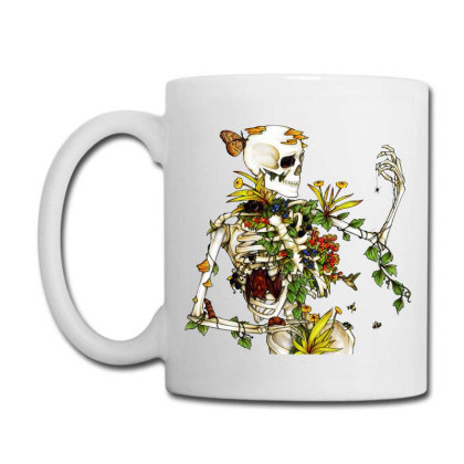 Amazing Bones And Botany Coffee Mug Designed By Jablay
