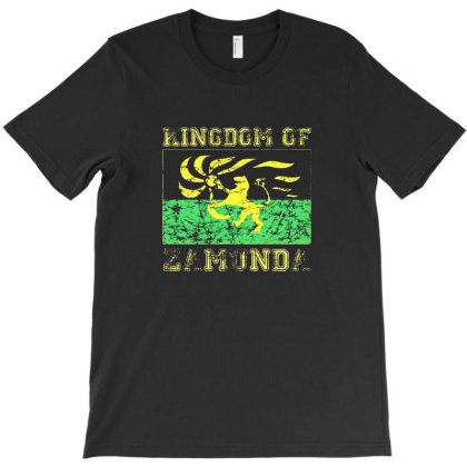 Kingdom Of Zamunda T-shirt Designed By Randy67