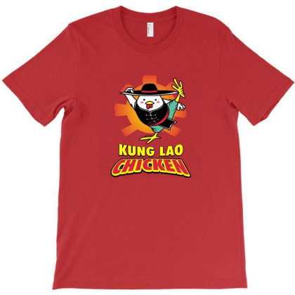 Kung Lao Chicken T-shirt Designed By Randy67