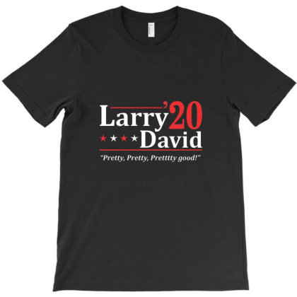 Larry David 2020 Election T-shirt Designed By Randy67
