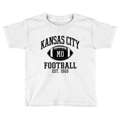 Kansas City 2020 Vintage Toddler T-shirt Designed By Suettan
