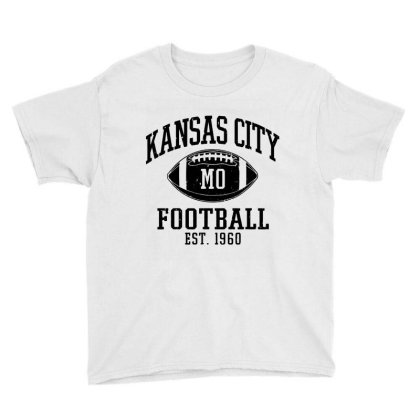 Kansas City 2020 Vintage Youth Tee Designed By Suettan