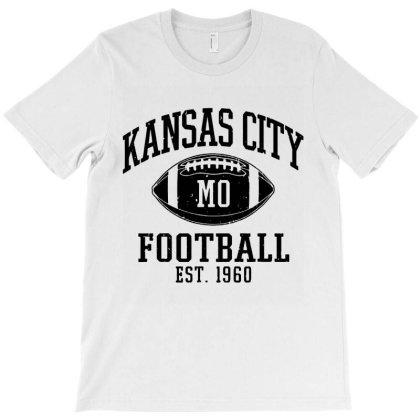 Kansas City 2020 Vintage T-shirt Designed By Suettan