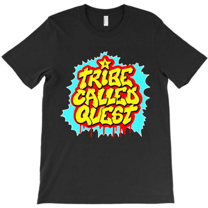 A Tribe Called Quest T-shirt Designed By Sista