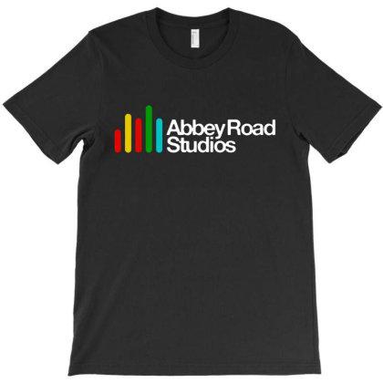 Abbey Road Studios T-shirt Designed By Sista