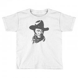 john wayne the duke Toddler T-shirt | Artistshot