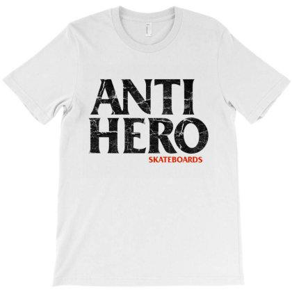 Anti Hero Skateboards T-shirt Designed By Sista