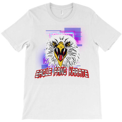 Eagle Fang Karate  Art T-shirt Designed By Sista