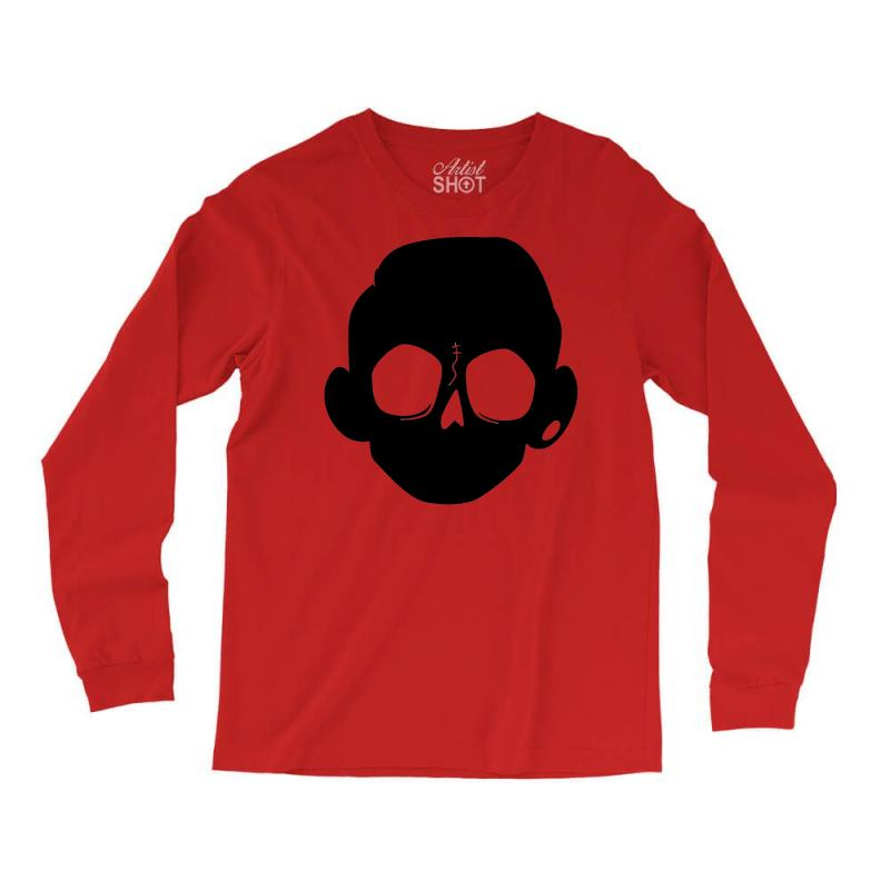 Zomboy Face Long Sleeve Shirts | Artistshot