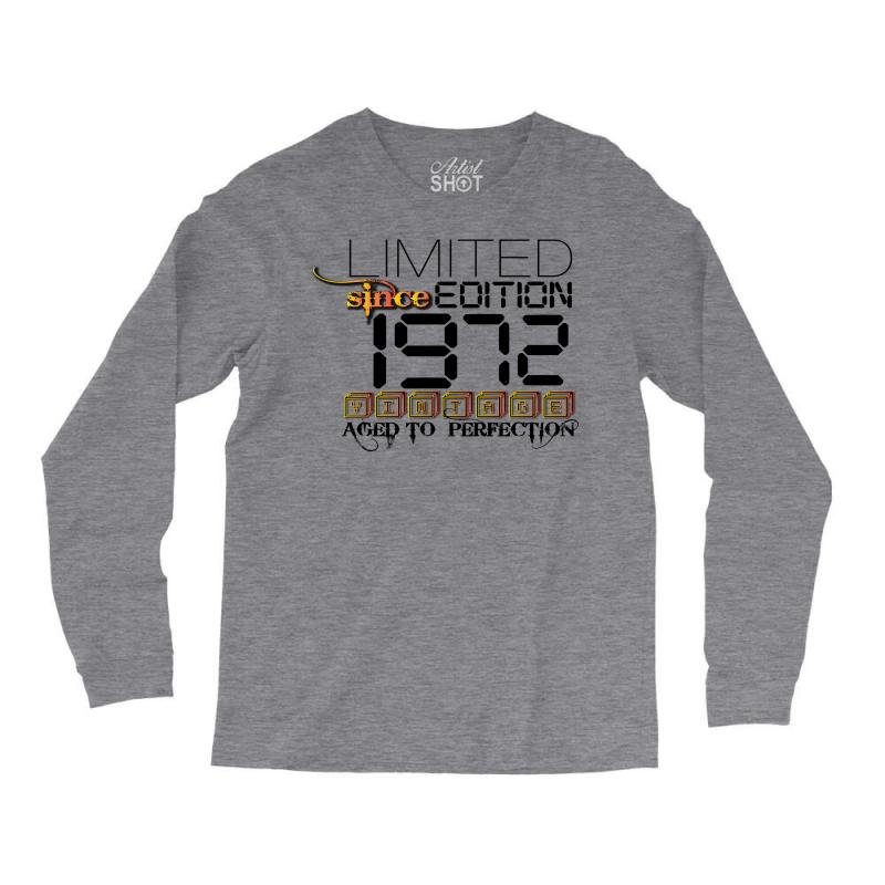 Limited Edition 1972 Long Sleeve Shirts | Artistshot