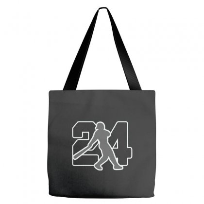 Ken Griffey Jr Tote Bags Designed By Hezz Art