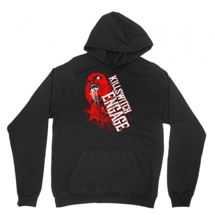Killswitch Engage Buried Alive Unisex Hoodie Designed By Hezz Art