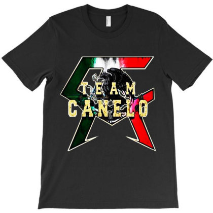 Awesome Sport Team Canelo Mexico Boxing T-shirt Designed By Valerie  Apparel