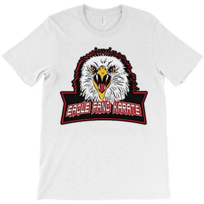 Eagle Fang Karate Hot T-shirt Designed By Valerie  Apparel