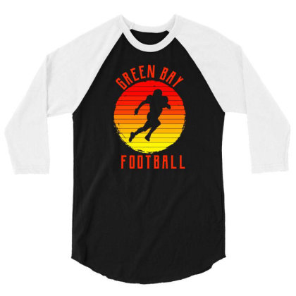 Green Bay For People Who Like Beach American Football And Sports 3/4 Sleeve Shirt Designed By Toldo