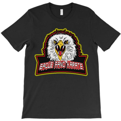 Eagle Fang Karate Popular T-shirt Designed By Valerie  Apparel