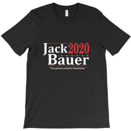 Jack Bauer 2020 Election T-shirt Designed By Dureds
