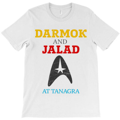 Darmok And Jalad At Tanagra T-shirt Designed By Valerie  Apparel
