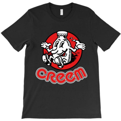 Creem Magazine T-shirt Designed By Valerie  Apparel