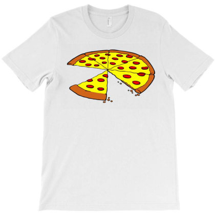 Pizza Slice Dad And Mom T-shirt Designed By Sephanie