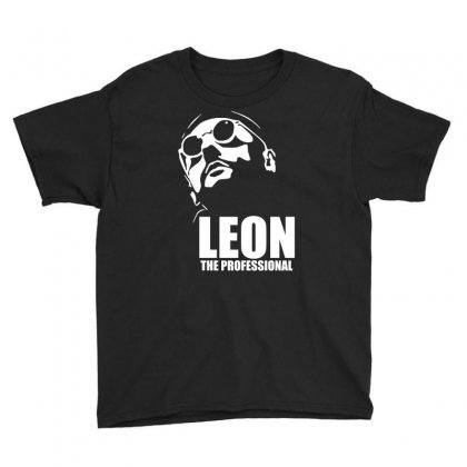 Leon Le Professionnel Youth Tee Designed By Hezz Art