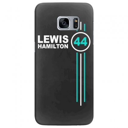 Lewis Hamilton Number 44 Samsung Galaxy S7 Edge Case Designed By Hezz Art