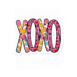Valentine Xoxo Sticker Designed By Bettercallsaul