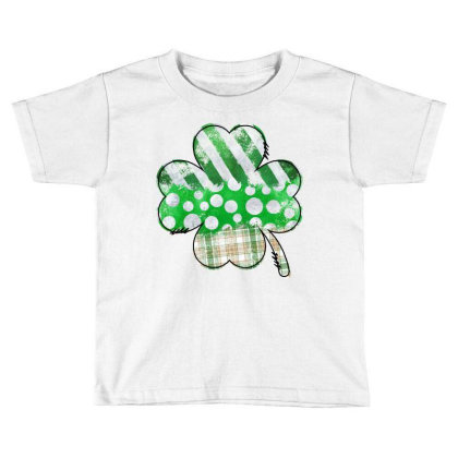 Lucky Design Toddler T-shirt Designed By Badaudesign