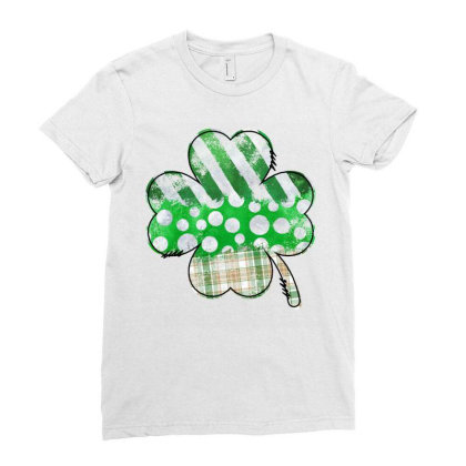Lucky Design Ladies Fitted T-shirt Designed By Badaudesign