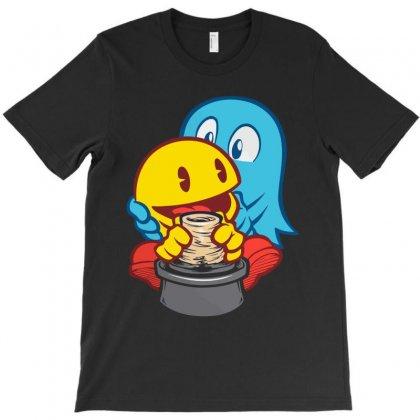 Ghost Magic T-shirt Designed By Mdk Art