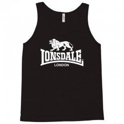 lonsdale classic logo lion Tank Top | Artistshot