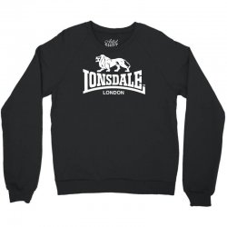 lonsdale classic logo lion Crewneck Sweatshirt | Artistshot