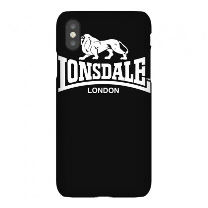 Lonsdale Classic Logo Lion Iphonex Case Designed By Hezz Art