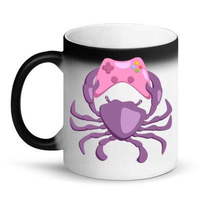 Crab Magic Mug Designed By Chiks