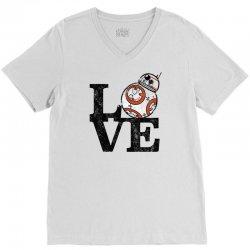 love bb V-Neck Tee   Artistshot