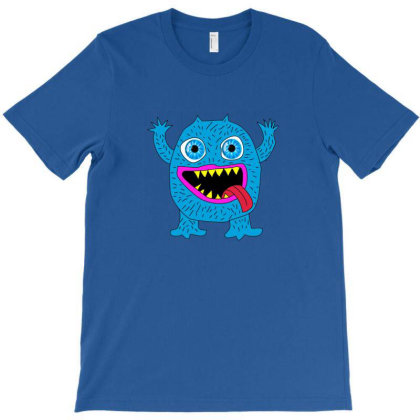 Alien Crazy T-shirt Designed By Calistanugraha