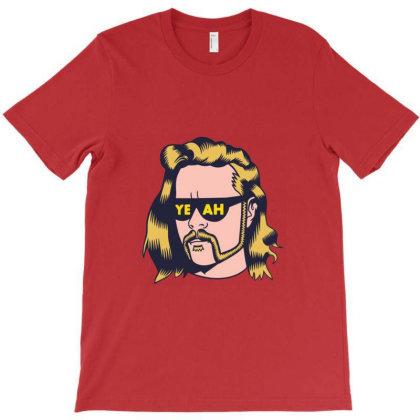 Alternative Rock T-shirt Designed By Calistanugraha