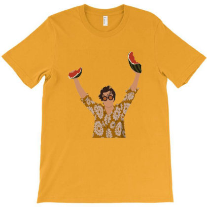 Watermelon Band T-shirt Designed By Calistanugraha