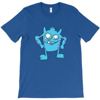 Alien Kids T-shirt Designed By Calistanugraha
